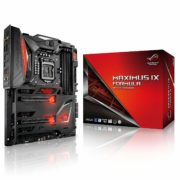 Asus Maximus IX Formula is a very good Z270 motherboard